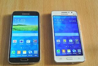 Gambar Samsung Galaxy Grand Prime hitam putih