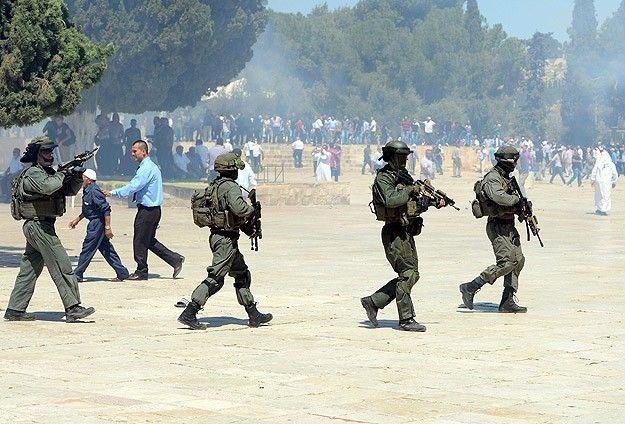 Israel Dinilai Ingin Kosongkan Al-Aqsha dari Orang Palestina