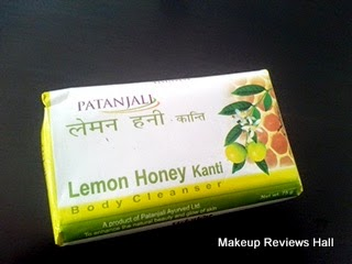 Patanjali Lemon Honey Soap Review