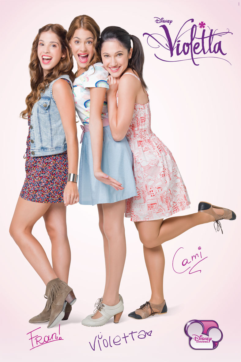 Gane el video quiz- Violetta