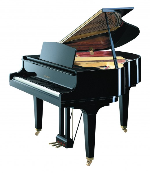jelia 39 s music playground kawai grand piano gm 10. Black Bedroom Furniture Sets. Home Design Ideas