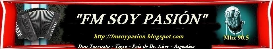 FM  SOY PASIÓN .