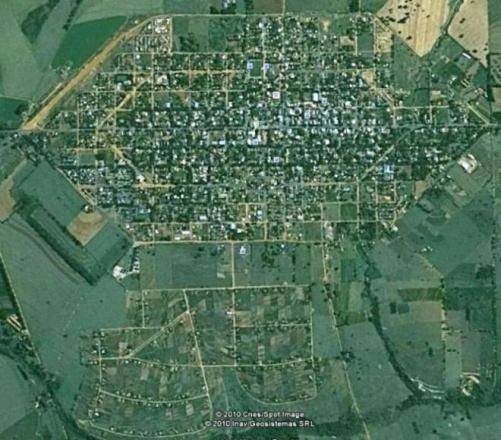 Cidade Gaúcha - Noroeste do Estado do Paraná