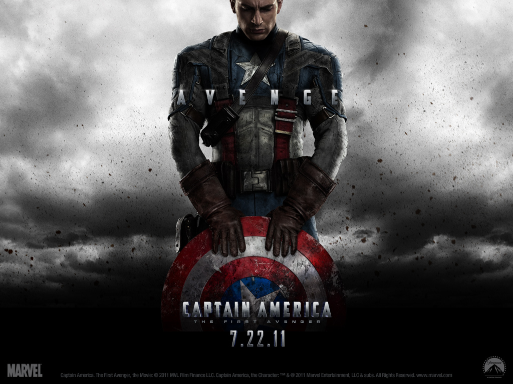 Captain America The First Avenger (2011) Hindi Dubbed Movie *BluRay*