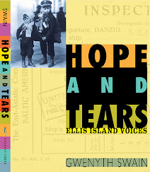 NEW! Hope and Tears: Ellis Island Voices (Calkins Creek/Boyds Mills)