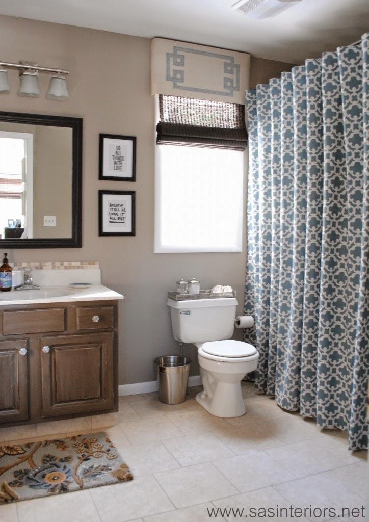 home garden diy comment transformer n 39 importe quel rideau en rideau de douche. Black Bedroom Furniture Sets. Home Design Ideas