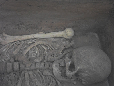 3000 year old Minoan skeleton