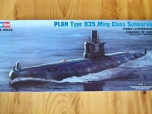 Type 035G Submarine