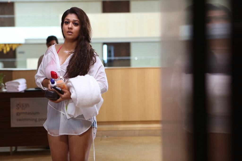 Nayantara nude in bathroom — img 15