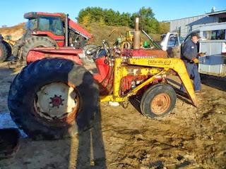 International 574 tractor parts