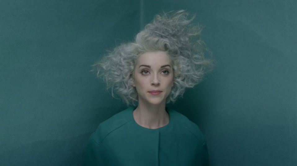St. Vincent - Digital Witness. Video clip