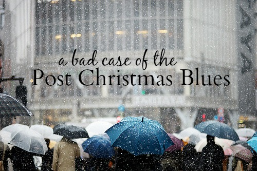 Post Christmas Blues | Sarah Smile