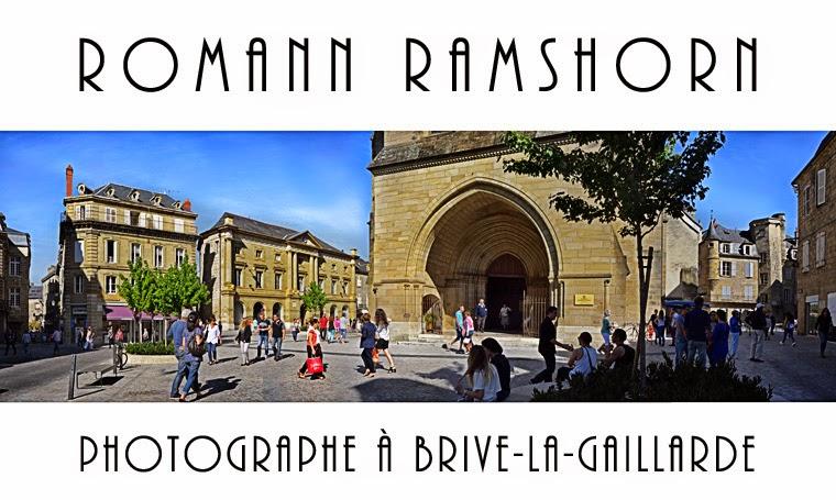 Romann Ramshorn, Photographe à Brive-la-Gaillarde, Corrèze