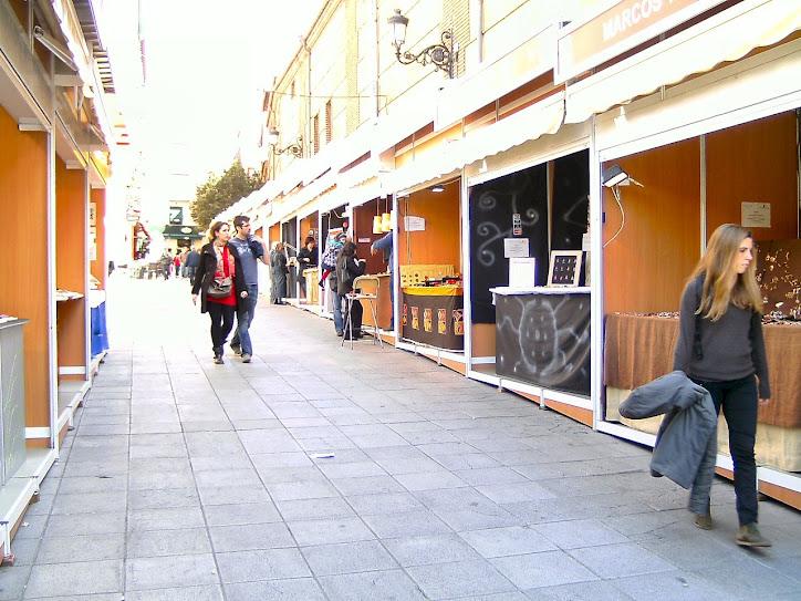 MADRID LA FERIA