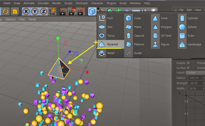 The_Cluster_Effect in C4D 13
