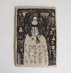 Etsy shop for drawings & embroidery
