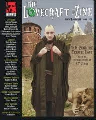 Lovecraft eZine's WH Pugmire Tribute