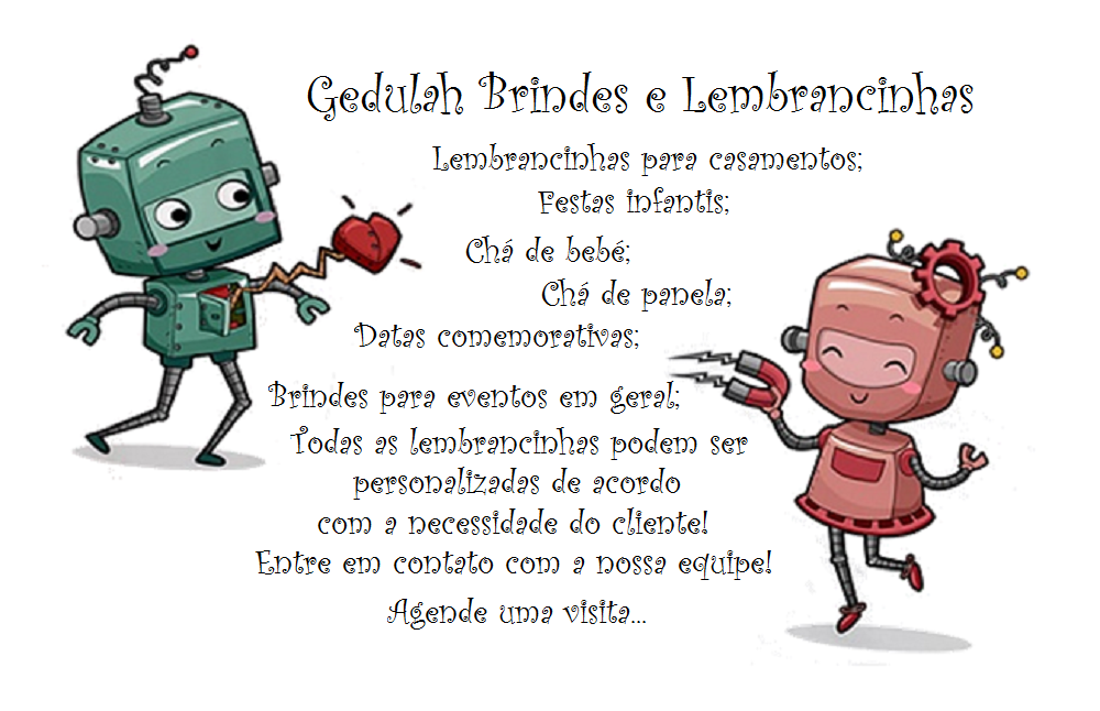 Gedulah Brindes e Lembrancinhas