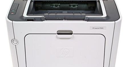 HP LaserJet P1005 Printer Software and Driver …