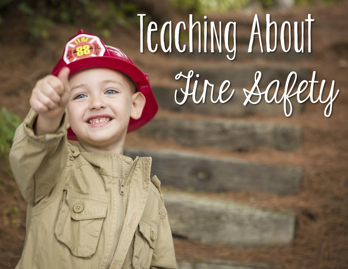 TeachingAboutFireSafety