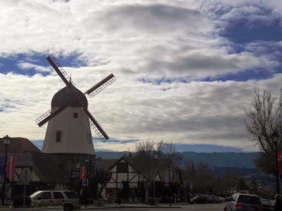 Solvang; California; Estados Unidos