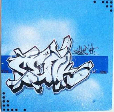 Draw graffiti On Paper, graffiti, graffiti drawing