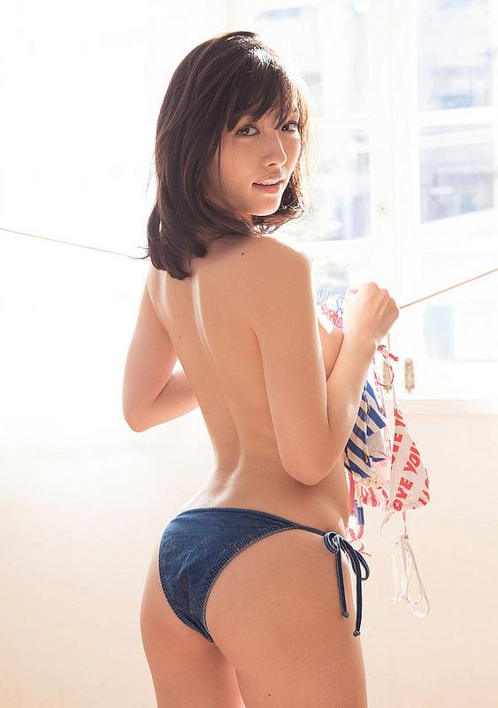 Ảnh gái đẹp HD Anna Konno ko xinh vú bự 6