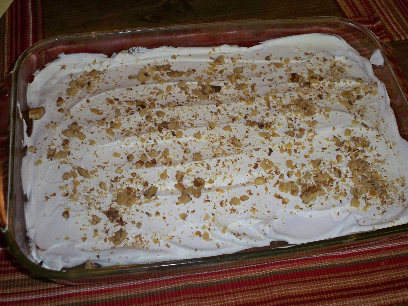 Gramma's in the kitchen: Decadent Chocolate Torte