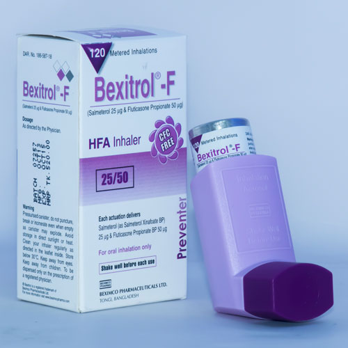 Fluticasone Salmeterol Inhaler Dosage