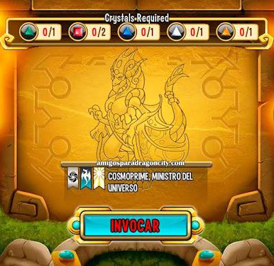 imagen de las caracteristicas del dragon cosmoprime