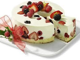 อาชีพอิสระ การทำขนมเค้กผล