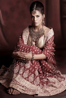 For desi Bridal