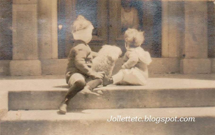 John Jr and Bob New York 1920  http://jollettetc.blogspot.com