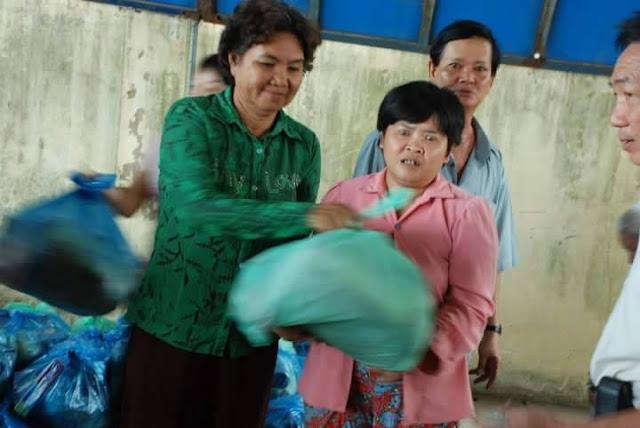 Vietnamsmile từ thiện campuchia
