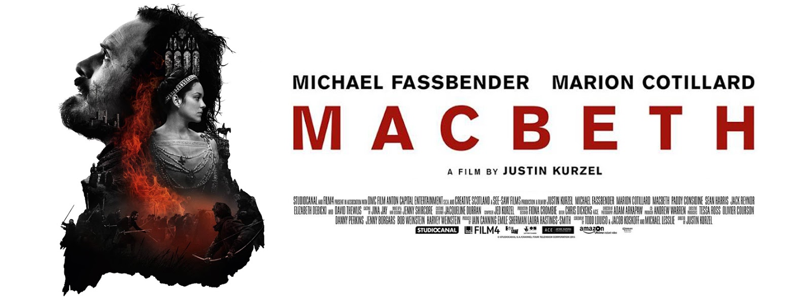 macbeth movie review essay Watch the macbeth video sparknote read the  summary & analysis  how to  write literary analysis suggested essay topics  read no fear macbeth.