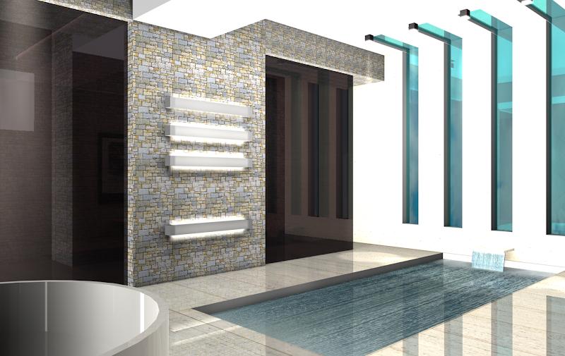 Proyecto, Apartamento en Torre Sherry, Santo Domingo, R.D. title=
