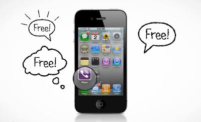 Telpon Gratis menggunakan Aplikasi Viber -