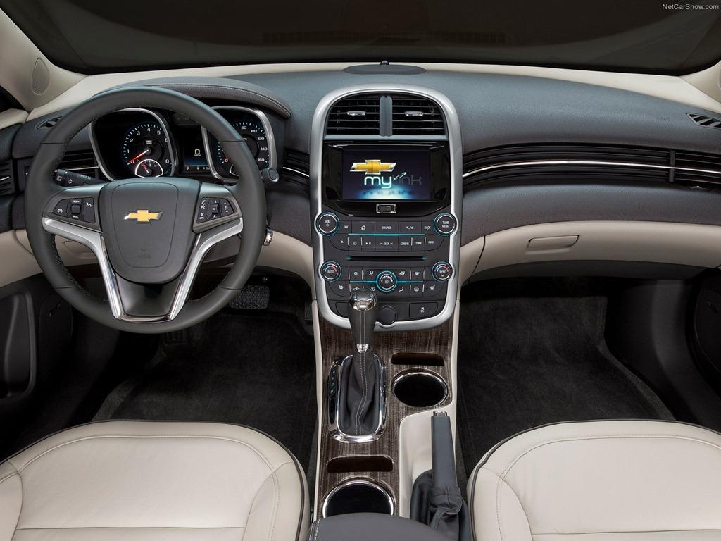auto Chevrolet Malibu 2014