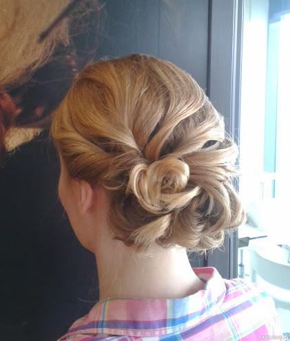 fryzura ślubna 38