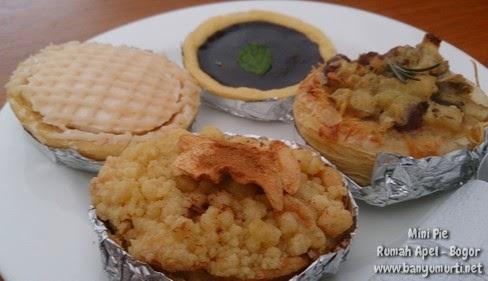 Kuliner Bogor - Rumah Apel