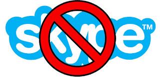 débloquer Skype aux Emirats Arabes