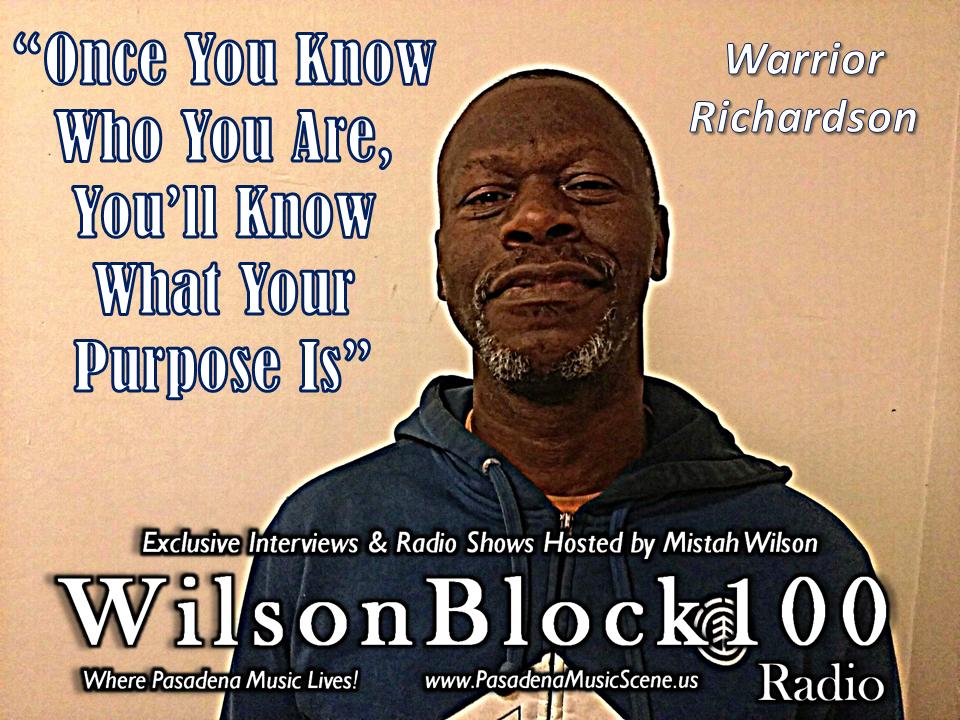 Warrior Richardson Interview