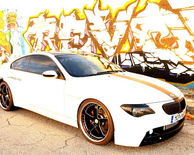 White bmw cars wallpeper
