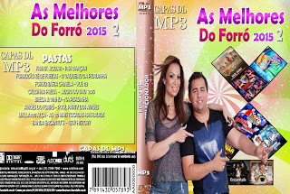 MP3 As Melhores Do Forró 2015 – 2