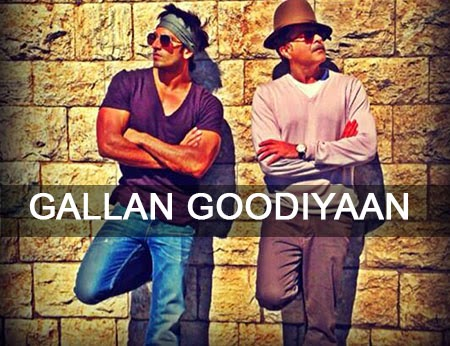 GALLAN GOODIYAAN LYRICS - DIL DHADAKNE DO Movie 2015