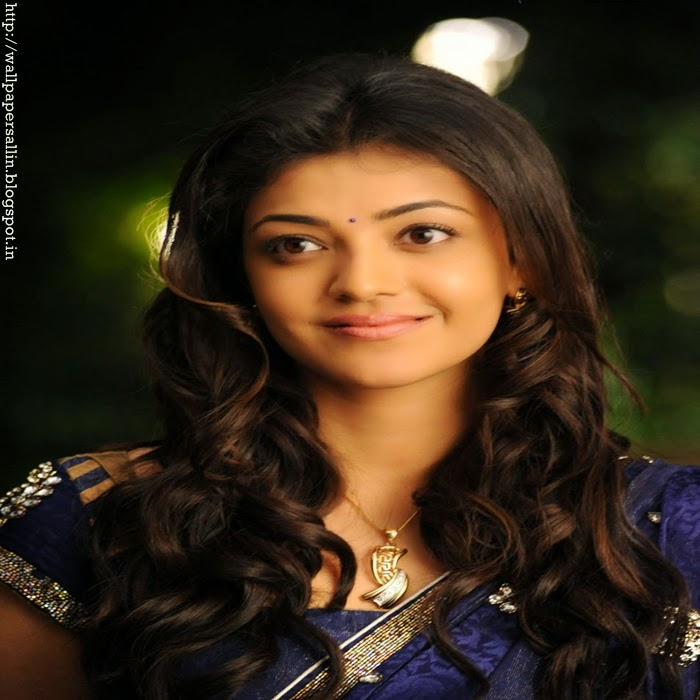 kajal agarwal hd wallpapers in saree