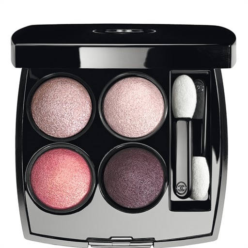 Chanel Les 4 Ombres Multi-Effecr Quadra Eyeshadow in Tissé Cambon