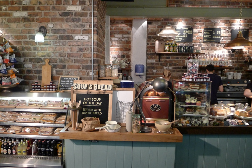 GourmetGorro Coffee Barker Cardiff Cafe Brunch Review