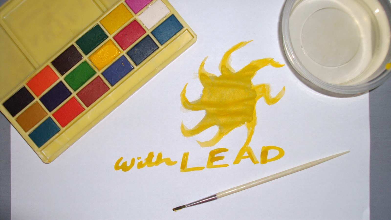 color of lead