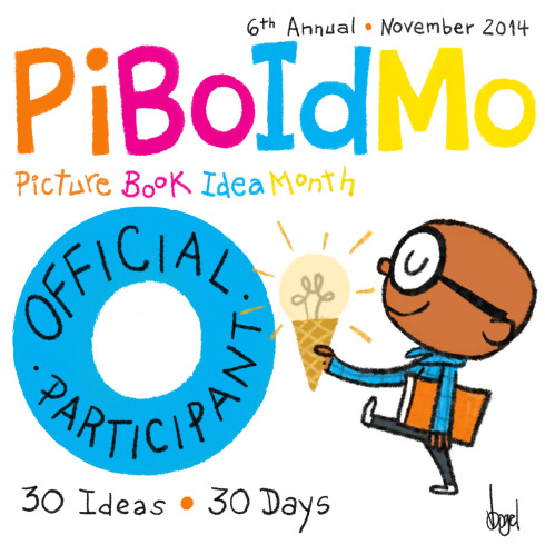 Join Picture Book Idea Month!